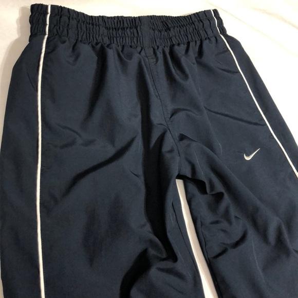 09f742a0c3eba Nike Pants | Fully Lined Nylon Sweat Mens Small | Poshmark